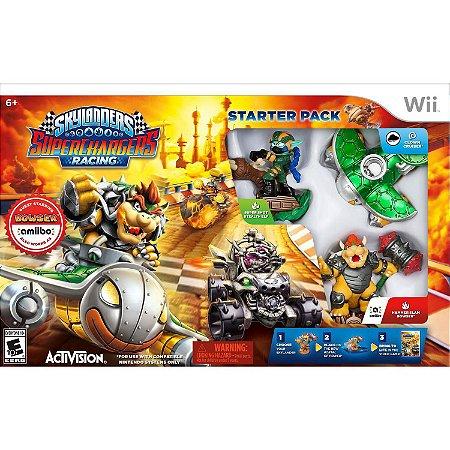 Skylanders Superchargers Starter Pack Wii