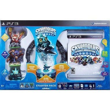 Skylanders Spyros Adventure Starter Pack PS3
