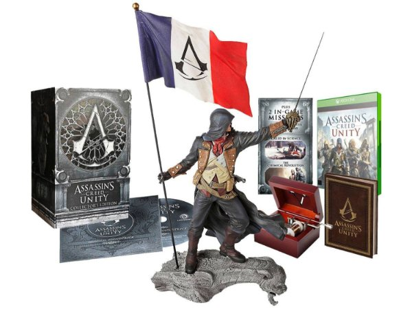 Assassin's Creed Unity Collector's Edition Xbox One