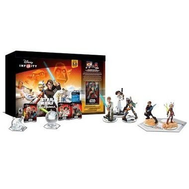 Disney Infinity 3.0 Edition Star Wars Saga Bundle Xbox 360