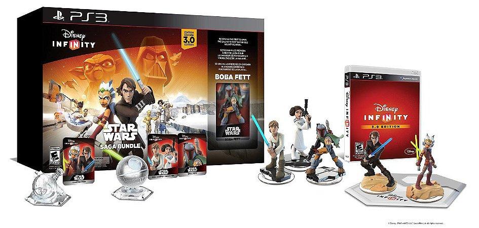 Disney Infinity 3.0 Star Wars Saga Bundle Collectors - PS3