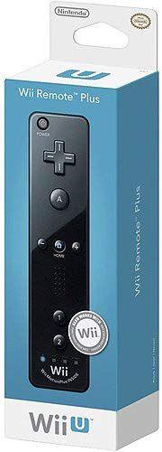 Controle Wii Remote Plus c/ Capa De Silicone + Alça Preto - Nintendo