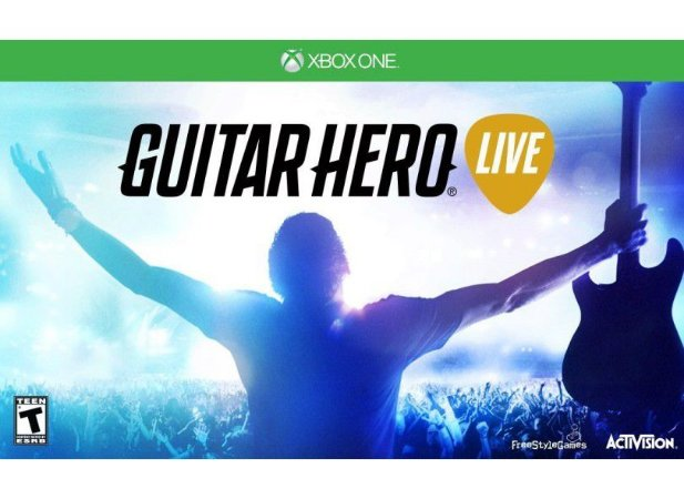 Guitar Hero Live Bundle com Guitarra Xbox One