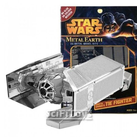 Star Wars Kits 3D Metal Model Darth Vader's TIE Fighter