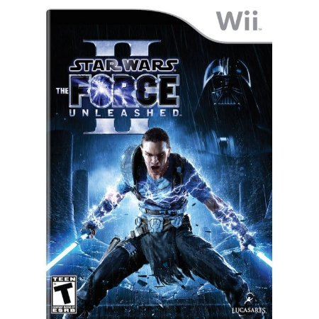 Star Wars The Force Unleashed II Wii