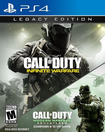 Call of Duty: Infinite Warfare Legacy Edition - PS4