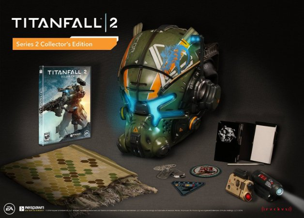 Titanfall 2 Vanguard Collector's Edition - Ps4