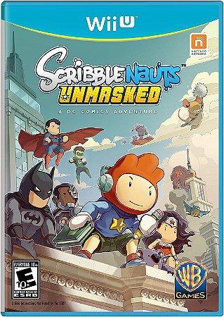 Scribblenauts Unmasked - A DC Comics Adventure - Wii U
