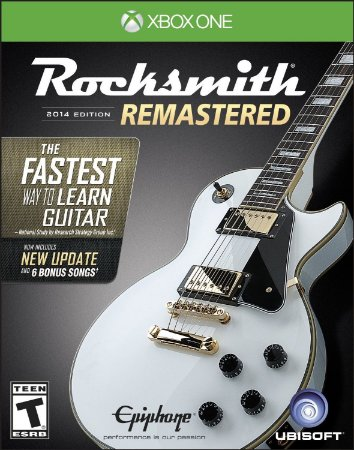 Rocksmith 2014 Remastered C/ Cabo - Xbox One