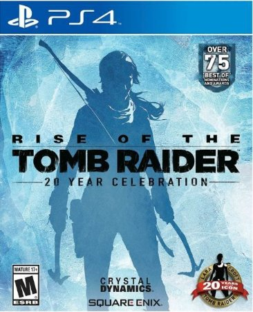 Rise Of The Tomb Raider 20 Year Celebration - PS4