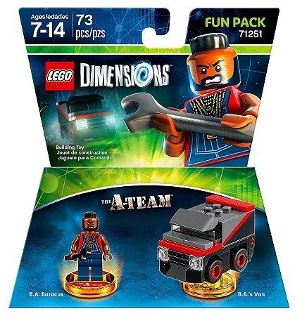 A-team Fun Pack - Lego Dimensions