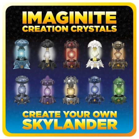Skylanders Imaginators Creation Crystal - Cristal de Criação