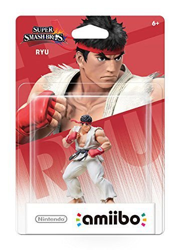 Amiibo Ryu (Super Smash Bros Series)