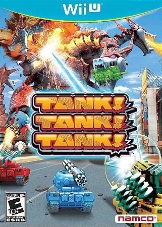 Tank! Tank! Tank! - Wii U