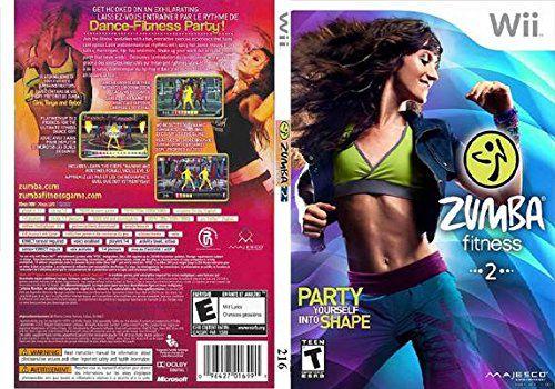 Zumba Fitness 2 c/ Fitness Belt - Wii