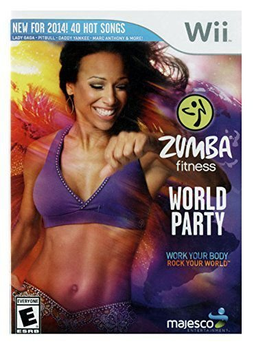 Zumba Fitness World Party c/ Fitness Belt - Wii