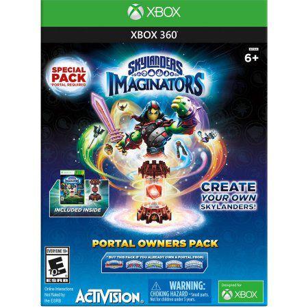 Skylanders Imaginators Portal Owners Pack - Xbox 360