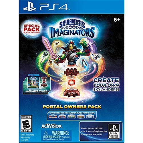 Skylanders Imaginators Portal Owners Pack - PS4