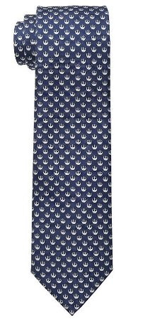 Gravata Star Wars Rebel Alliance Tie