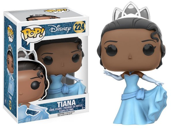 Funko POP Disney 224 Princess & the Frog - Tiana