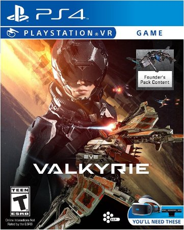 Eve: Valkyrie - Ps4 Vr