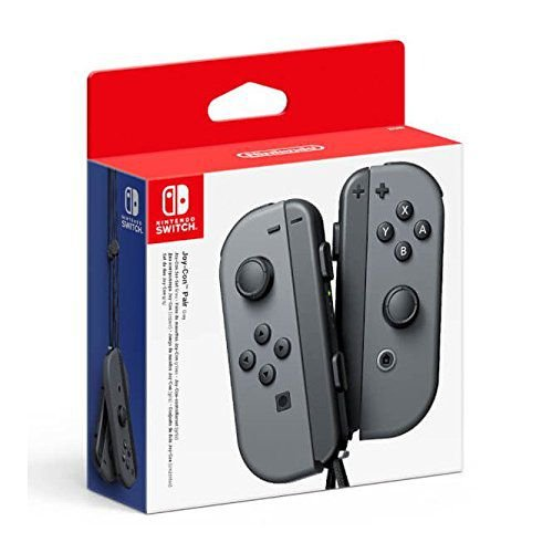 Nintendo Joy-Con (L/R) Cinza Gray - Switch