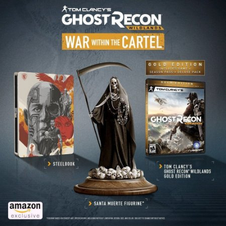 Tom Clancy's Ghost Recon Wildlands War Within Cartel Edition Xbox One