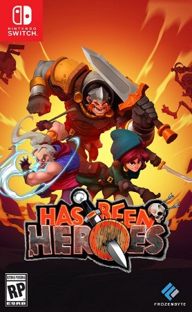 Has Been Heroes - Switch