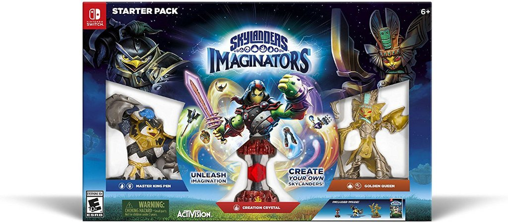 Skylanders Imaginators Starter Pack - Switch