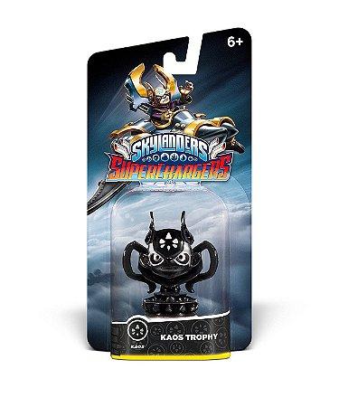 Skylanders Superchargers Kaos Trophy Trofeu Kaos