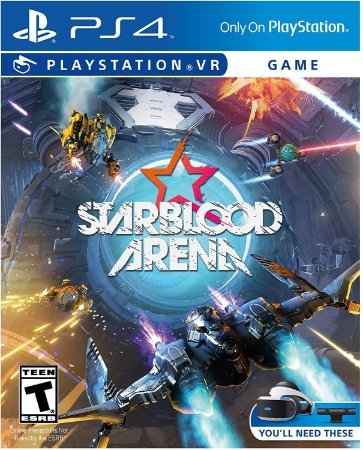 StarBlood Arena - PS4 VR