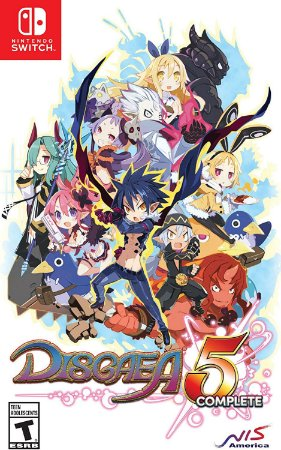 Disgaea 5 Complete - Switch