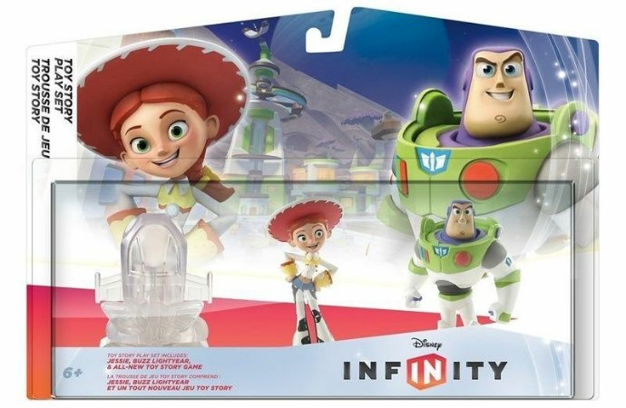 Disney Infinity Play Set Toy Story
