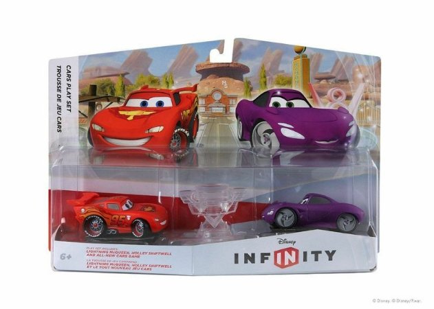 Disney Infinity Play Set Cars