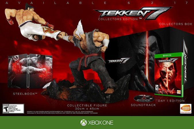 Tekken 7: Collector's Edition - Xbox One