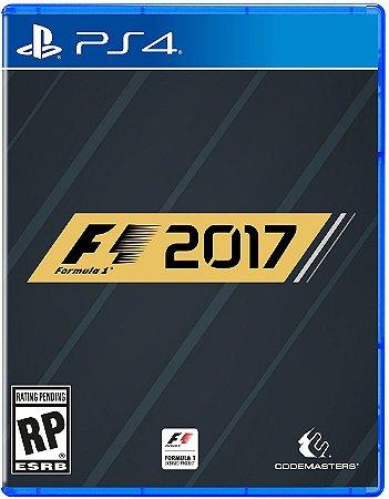 Formula 1 F1 2017 - PS4