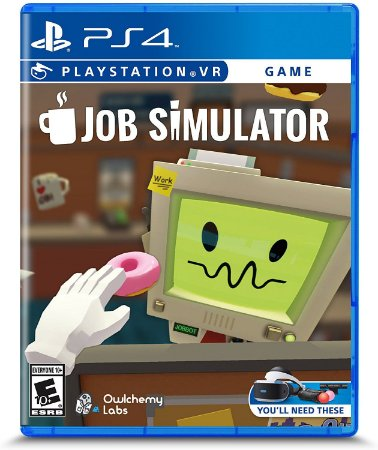 Job Simulator - PS4 VR