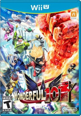 The Wonderful 101 - Wii U