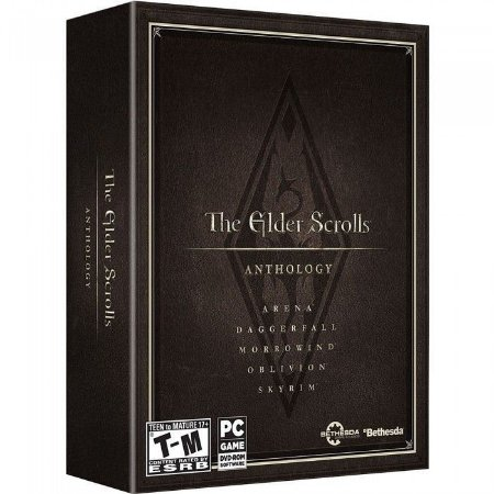 The Elder Scrolls Anthology + DLCs