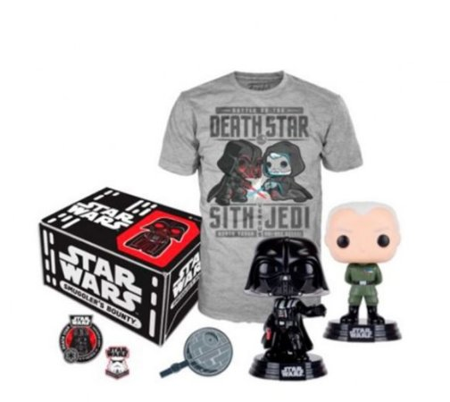 Funko Pop Collectors Box Star Wars Death Star