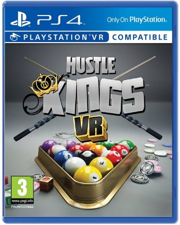 Hustle Kings c/ VR Mode - PS4