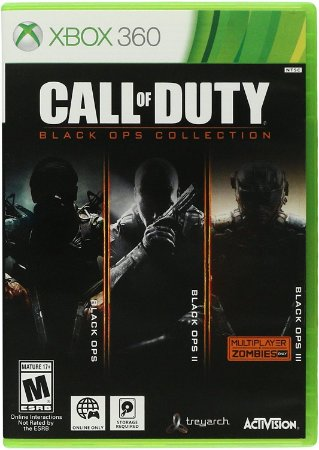 Call of Duty Black Ops Collection - Xbox 360
