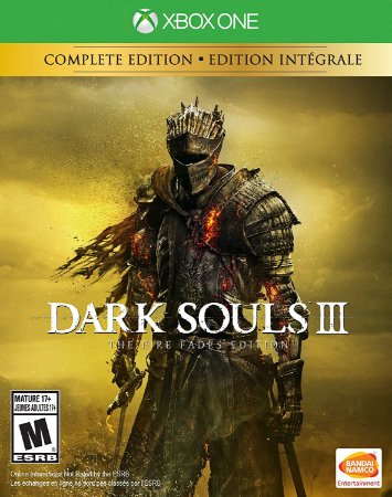 Dark Souls III The Fire Fades Complete Edition - Xbox One