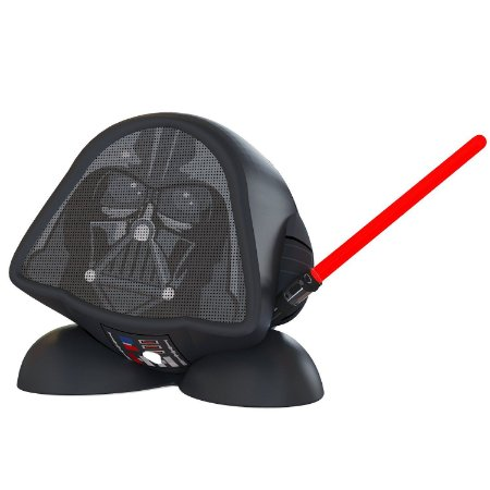 Star Wars Darth Vader Bluetooth Speaker Ihome
