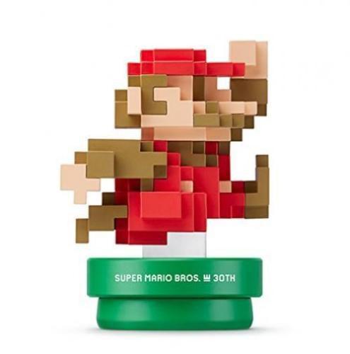 Amiibo Mario 8 Bits Classic