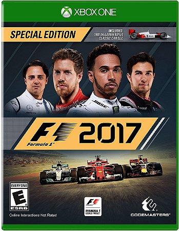 Formula 1 F1 2017 Special Edition - Xbox One