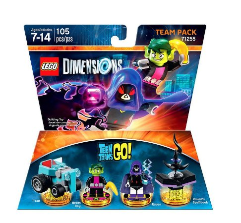 Teen Titans Go Team Pack - Lego Dimensions