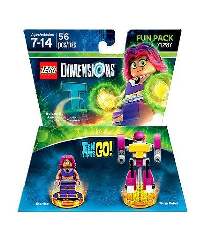 Teen Titans Go Starfire Fun Pack - LEGO Dimensions