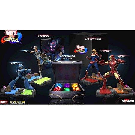 Marvel vs. Capcom: Infinite Collectors Edition - Xbox One