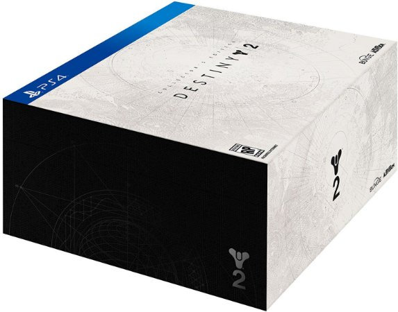Destiny 2 Collectors Edition - PS4